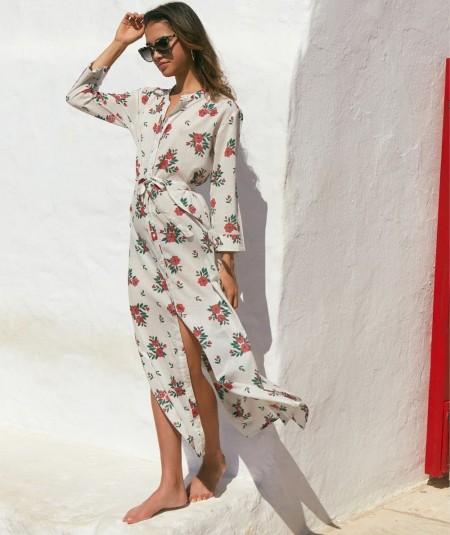 Robe Tamara Flower - Petite...